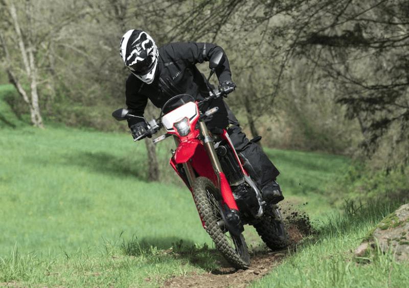 2019 Honda CRF450L