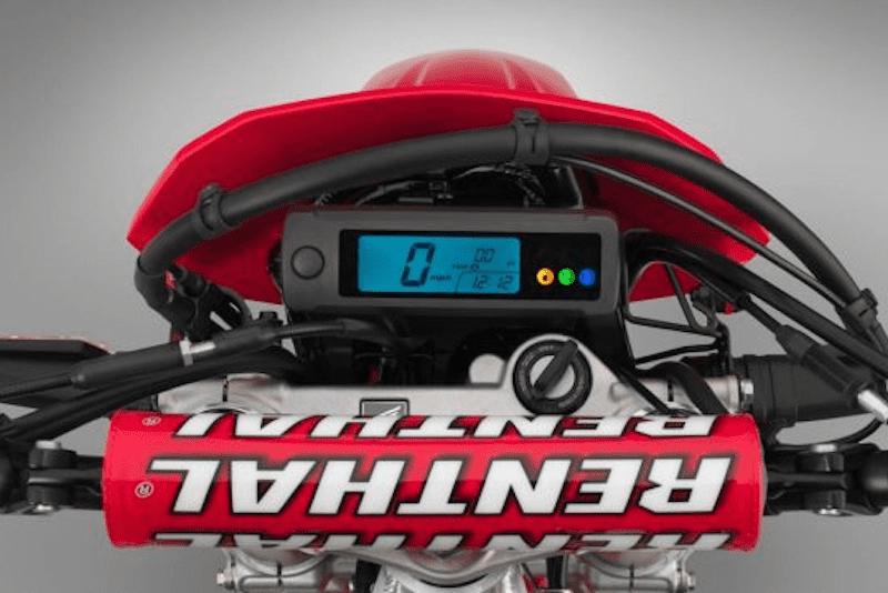 2019 honda motorcycle dash