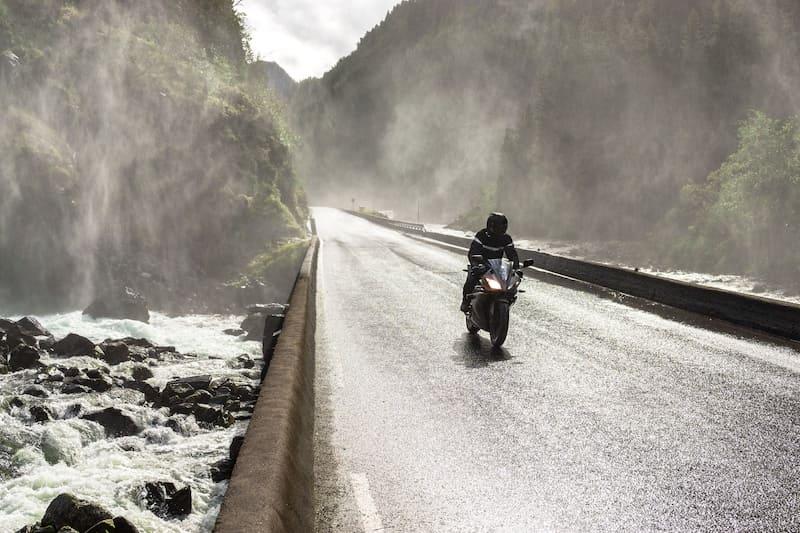 Smarter Motorcycle Environmental Monitoring