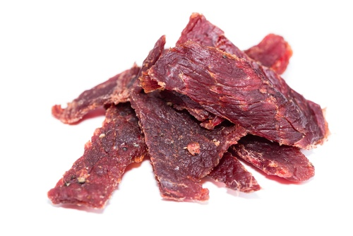 Try out this beef jerky recipe for travel snacks.