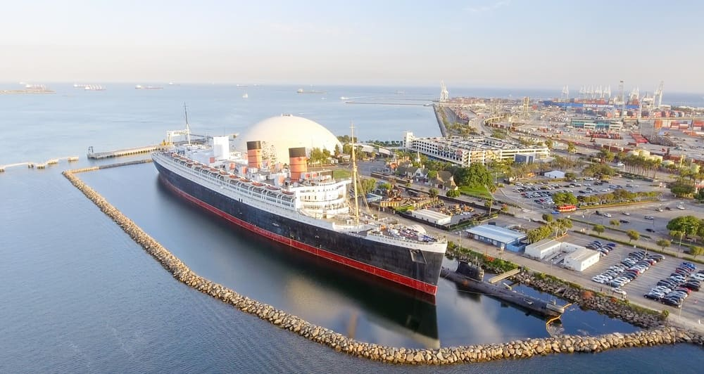 Haunted places in America: RMS Queen Mary