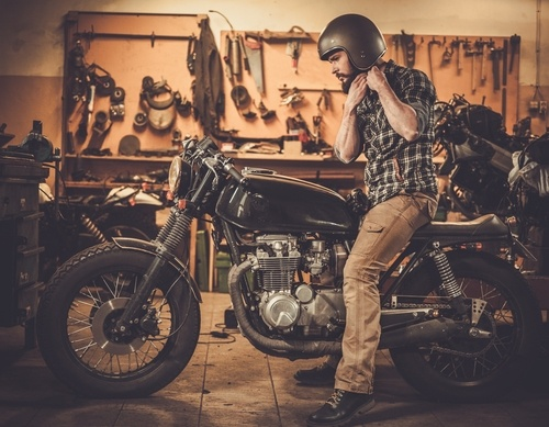 Millennials aren't riding motorcycles, and they really should.
