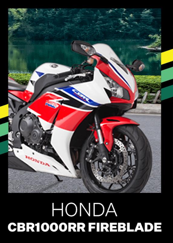 Honda Fireblade specs