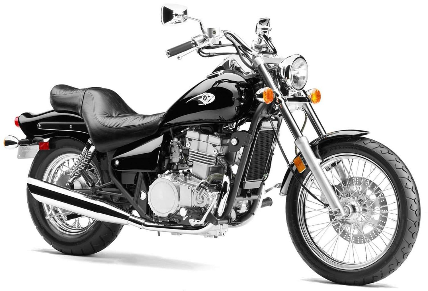 2007 Kawasaki VN 500 Vulcan LTD