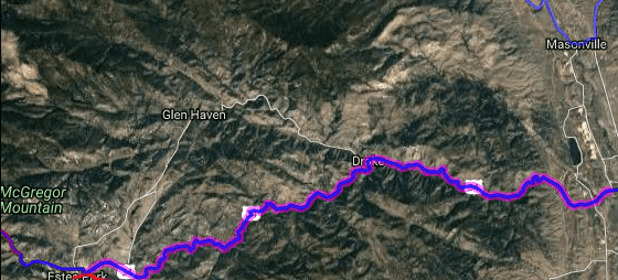 Best motorcycle road in Colorado Big Thompson Canyon - Loveland - Granby