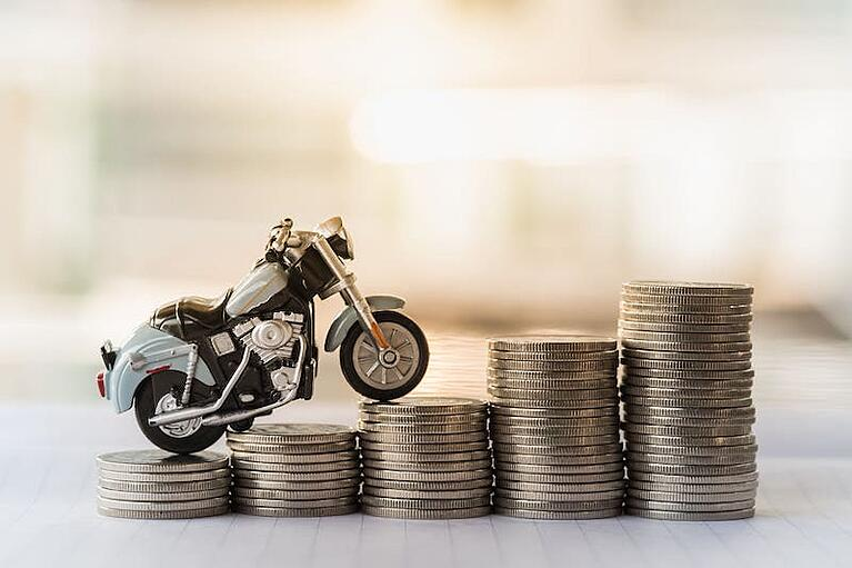 Motorcycles are cost effective.