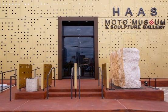 HAAS Motorcycle Museum
