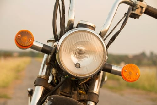 motorcycle turn signals