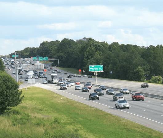 south carolina I-26