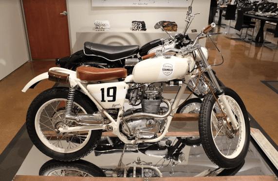 vintage bike haas museum