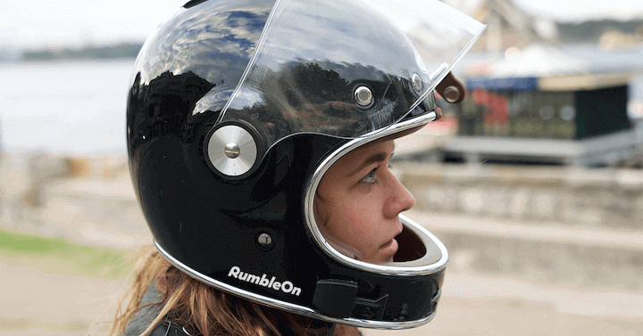 You've Never Seen Motorcycle Tech Like the Domio Pro