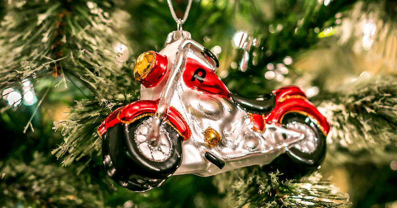 8 Christmas Gifts for Motorcycle Riders