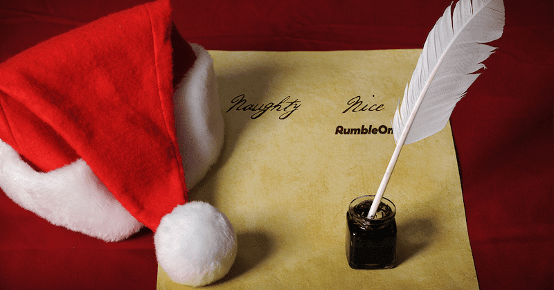 Are You on the Naughty or the Nice List? (Quiz)
