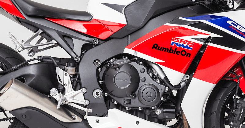 Ahead in the Count: Career Highlights of the Honda CBR1000RR