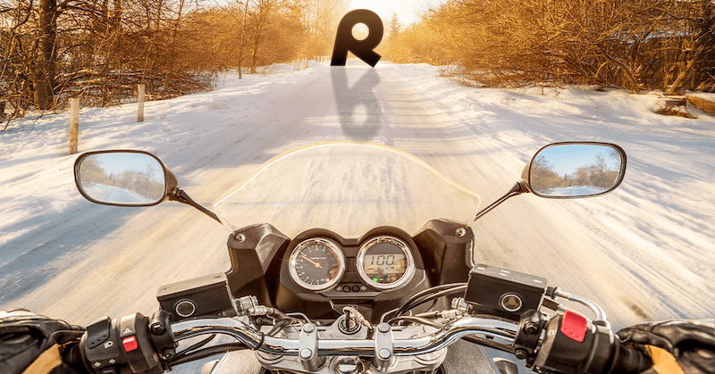 Tips and Reminders for Riding a Motorcycle in Winter (Video)