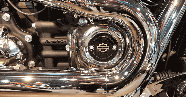 The History of Harley-Davidson Motorcycles