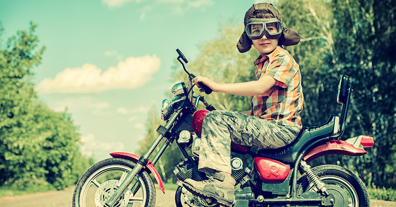 The Best Gifts for Kids Who Love Motorcycles