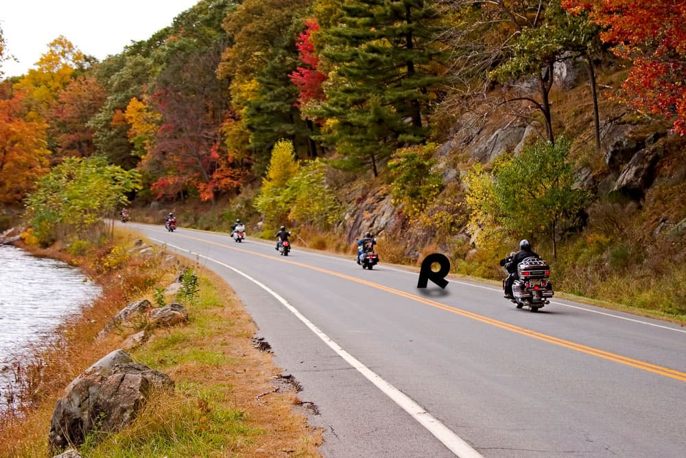 The Ultimate Fall 2018 Motorcycle Rally List