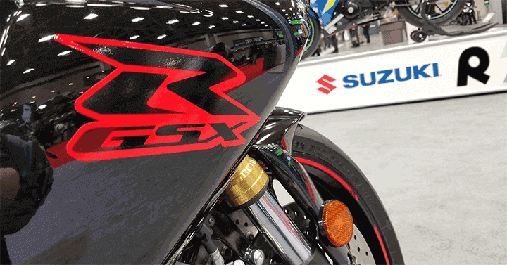 A Class of Its Own: The 2015 Suzuki GSX-R600