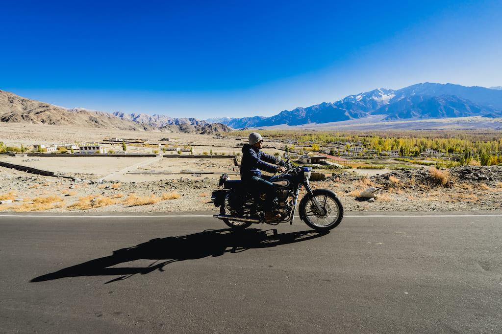 Advice for New Motorcycle Riders: How To Get Better Gas Mileage