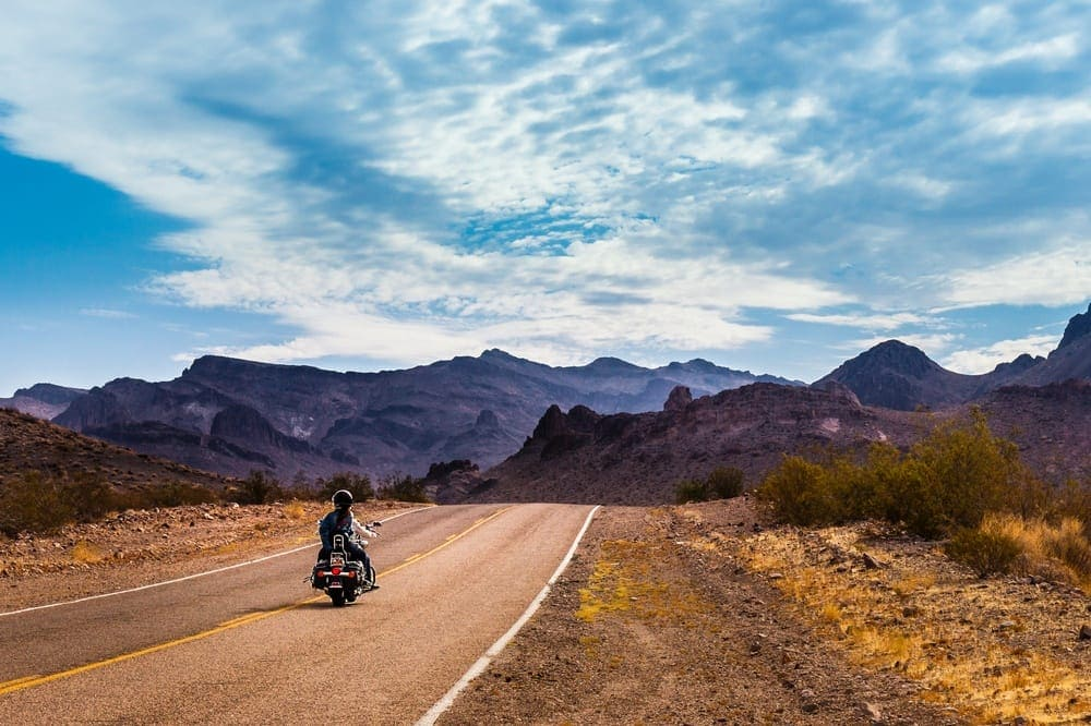 Hands Down the Best Roads to Ride in the U.S.